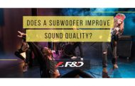 Does a subwoofer improve sound quality?